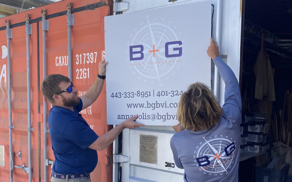 B&G Marine Services opens in Annapolis